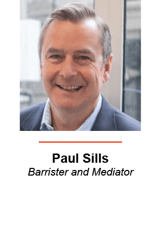 Paul Sills, Barrister and Mediator