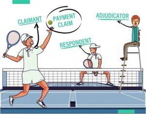 Do Lawyers Make the Best Adjudicators Tennis Analogy